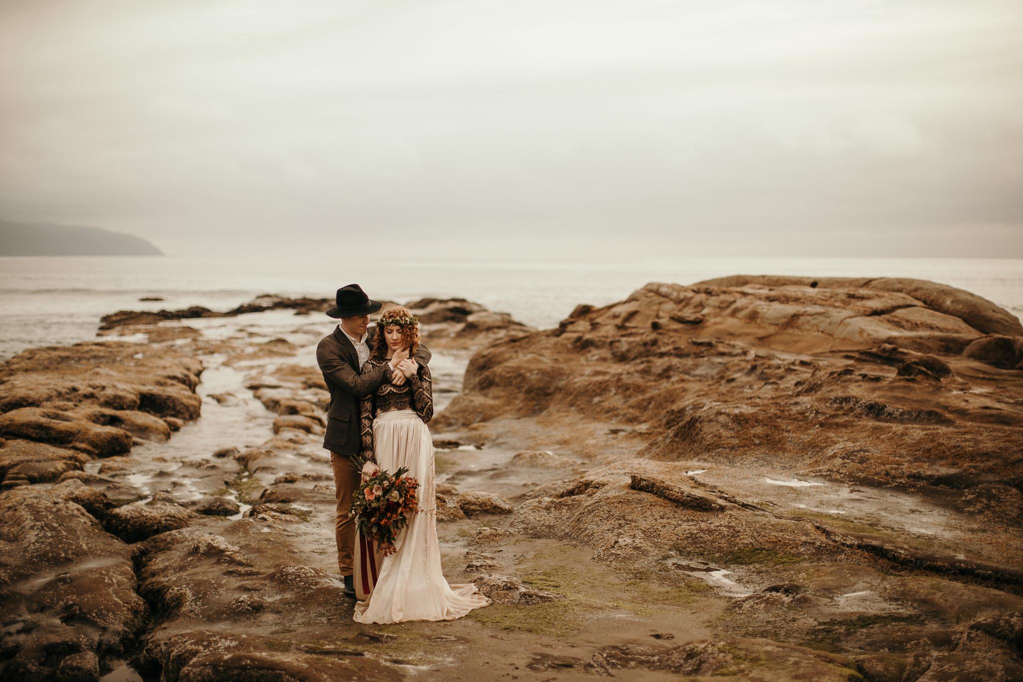 Cape Kiwanda - Elopement - Oregon - Wedding Photographer - Pat Cori Photography-36.jpg