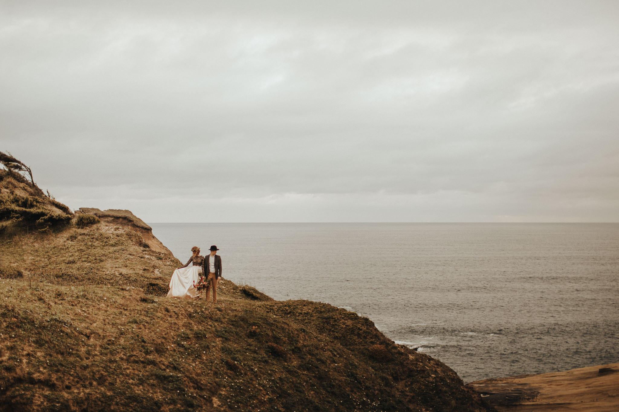 Cape Kiwanda - Elopement - Oregon - Wedding Photographer - Pat Cori Photography-56.jpg