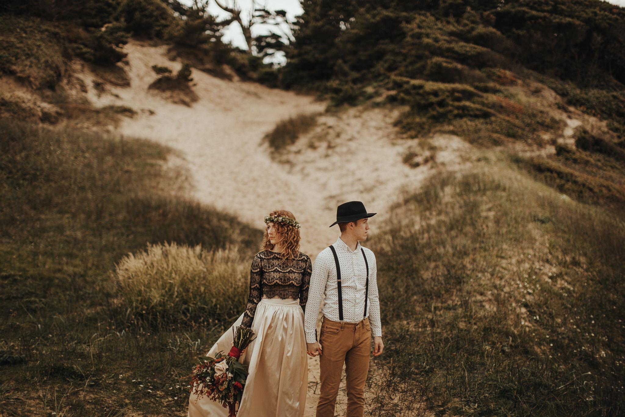 Cape Kiwanda - Elopement - Oregon - Wedding Photographer - Pat Cori Photography-61.jpg