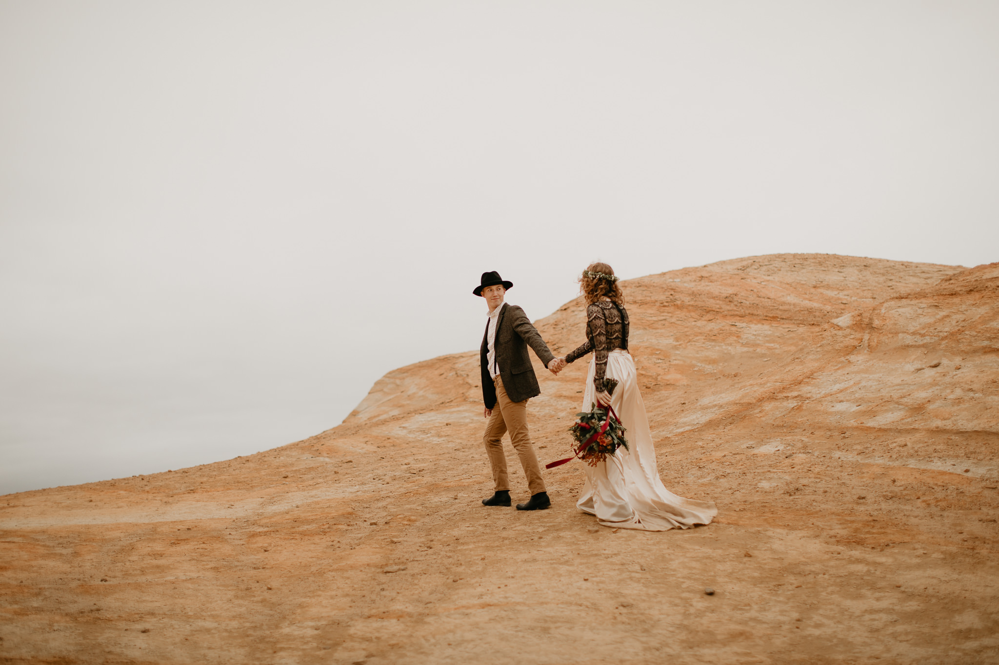 Cape Kiwanda - Elopement - Oregon - Wedding Photographer - Pat Cori Photography-66.jpg