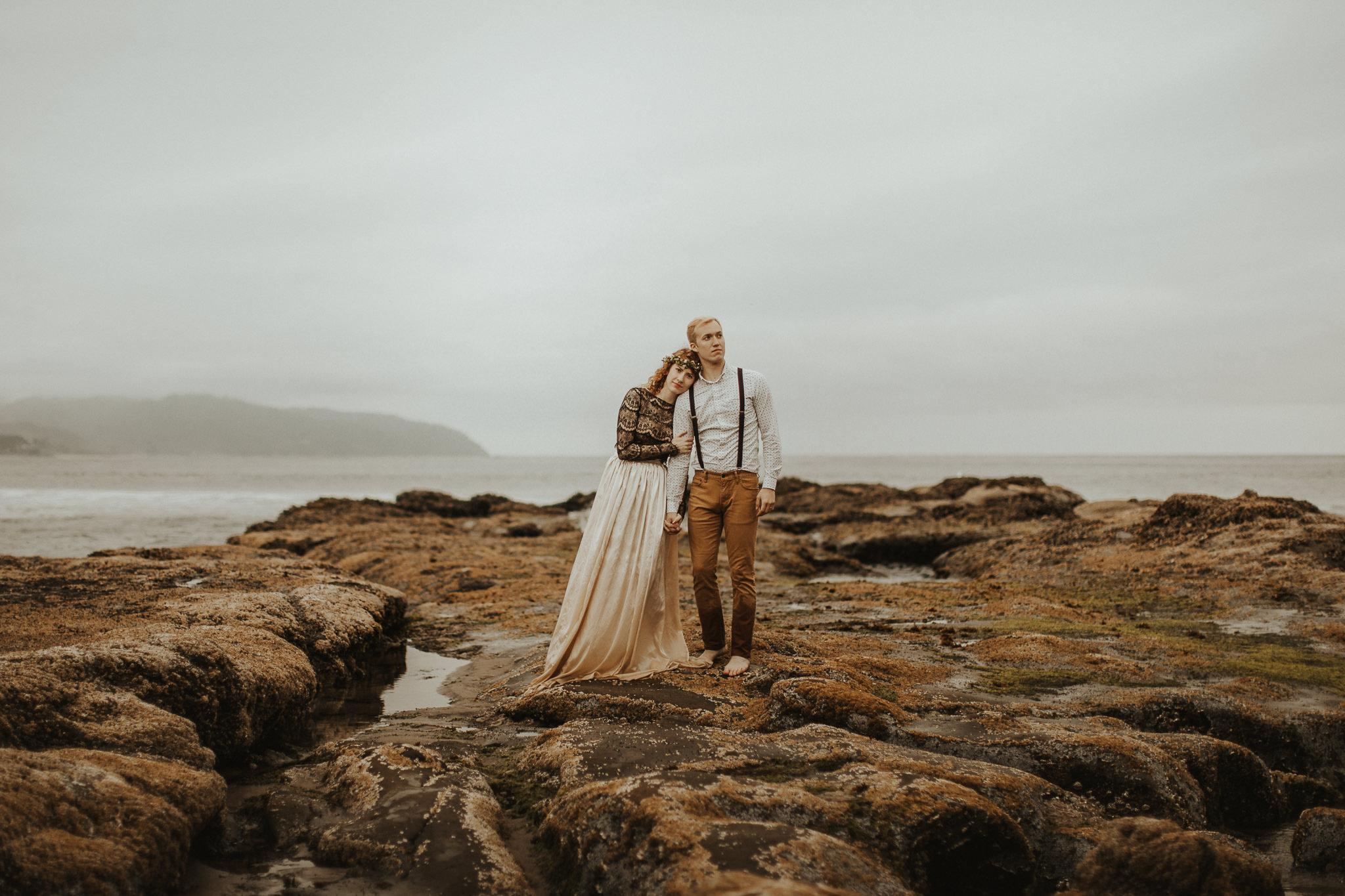 Cape Kiwanda - Elopement - Oregon - Wedding Photographer - Pat Cori Photography-84.jpg