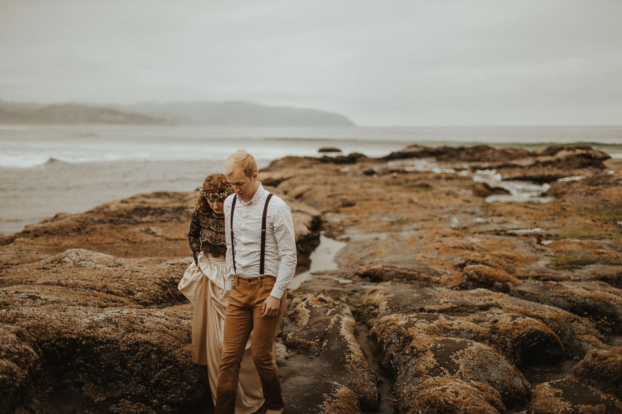 Cape Kiwanda - Elopement - Oregon - Wedding Photographer - Pat Cori Photography-85.jpg