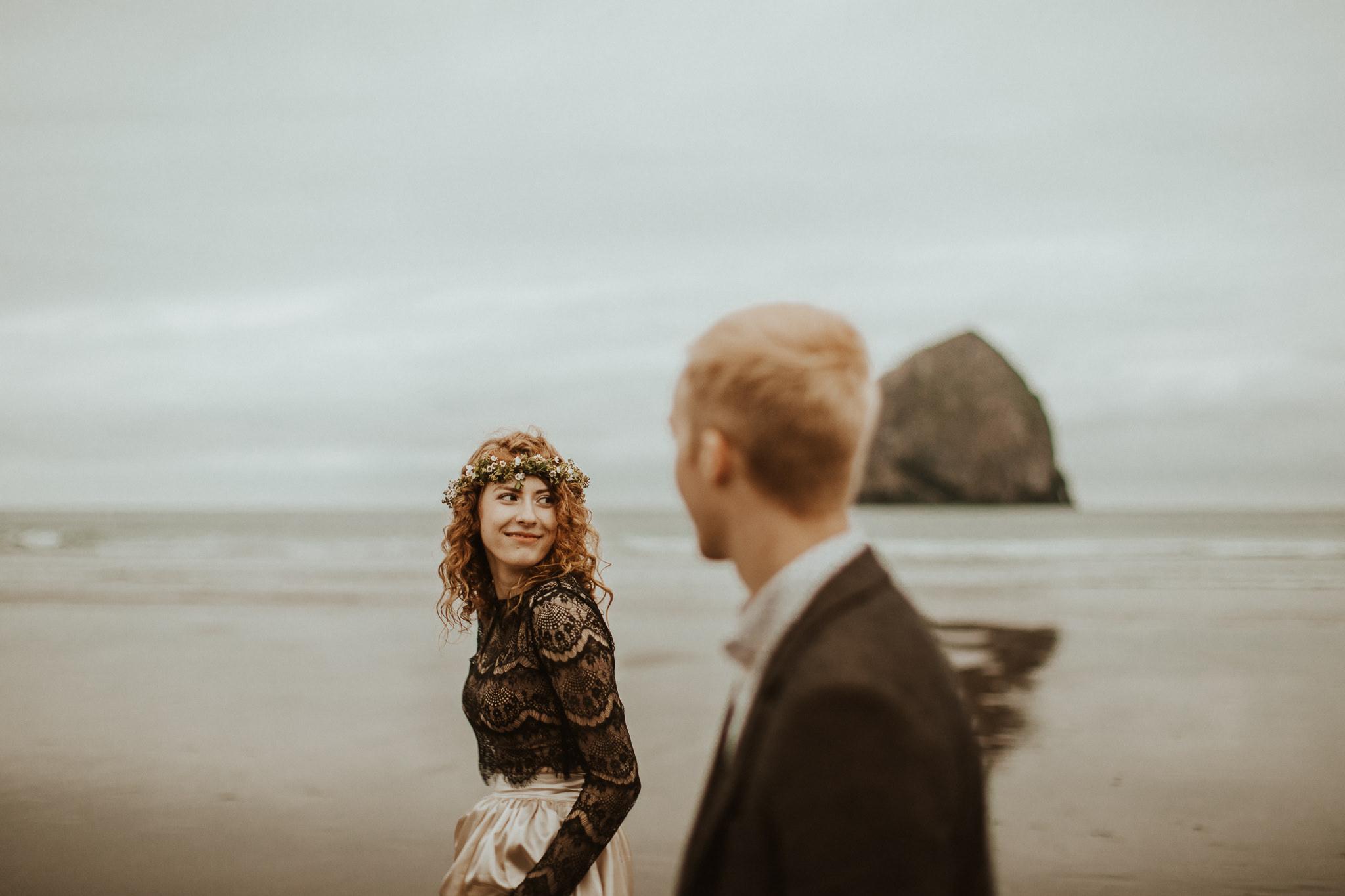 Cape Kiwanda - Elopement - Oregon - Wedding Photographer - Pat Cori Photography-93.jpg