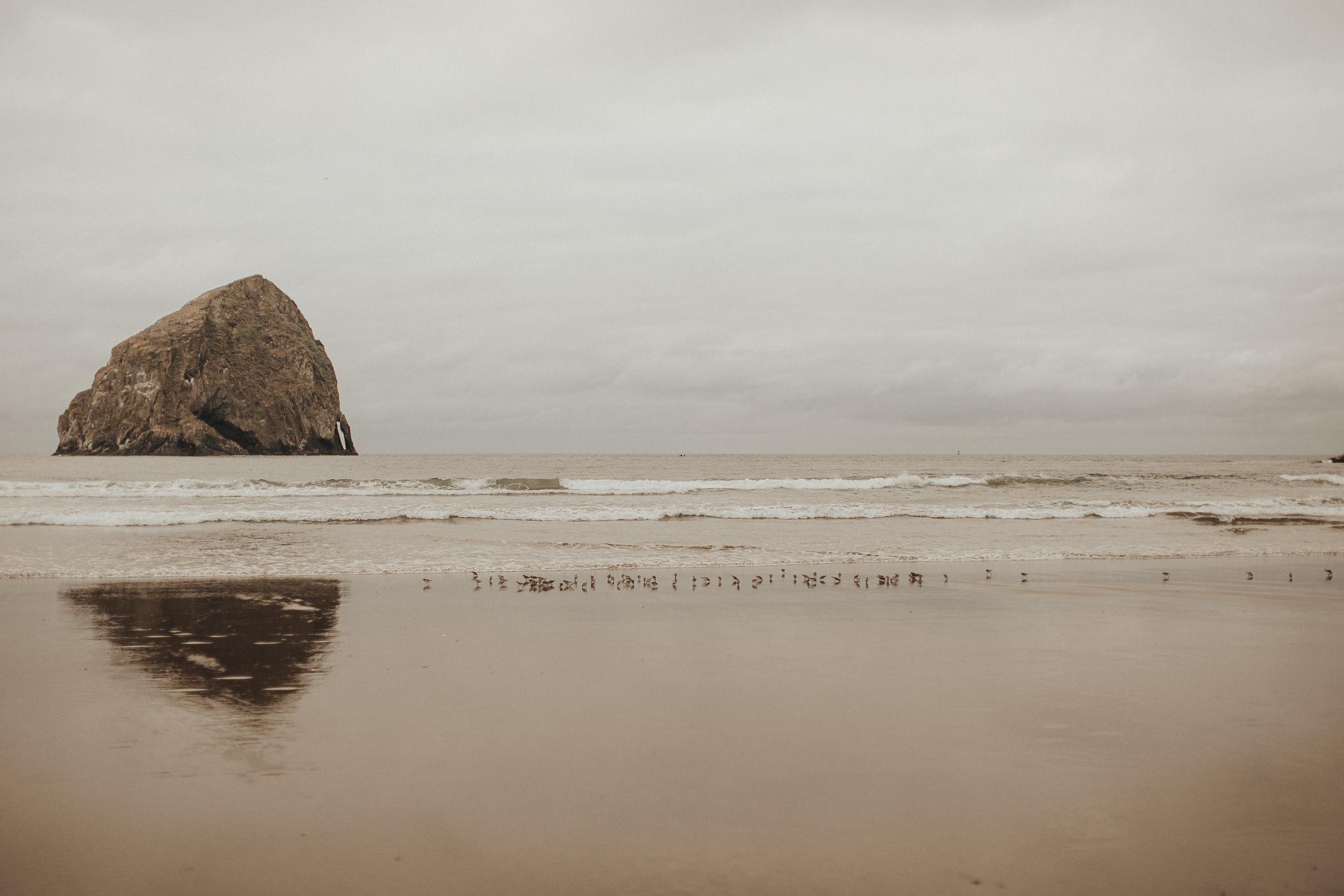 Cape Kiwanda - Elopement - Oregon - Wedding Photographer - Pat Cori Photography - 01.jpg