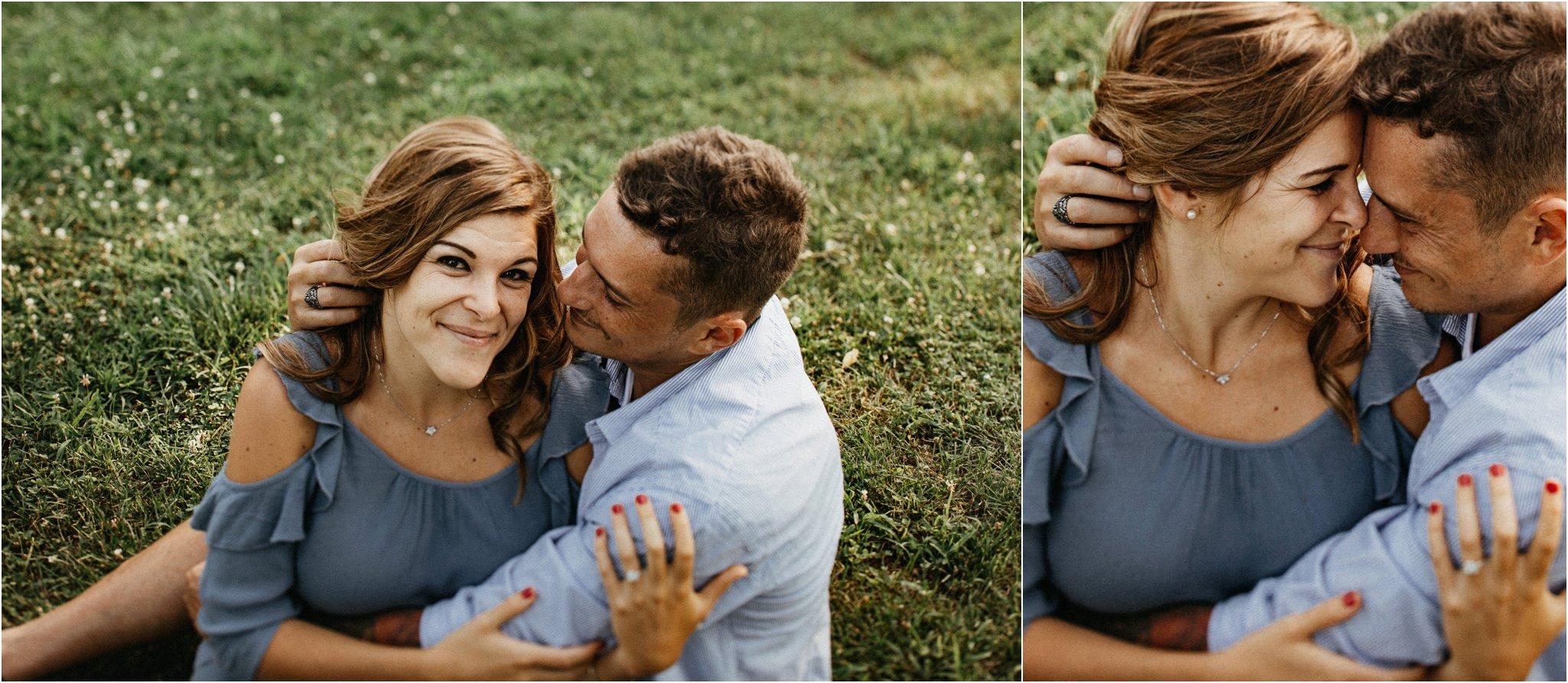 Claytor Lake State Park - Engagement portraits - Virginia wedding photographer - Pat Cori Photography-28.jpg