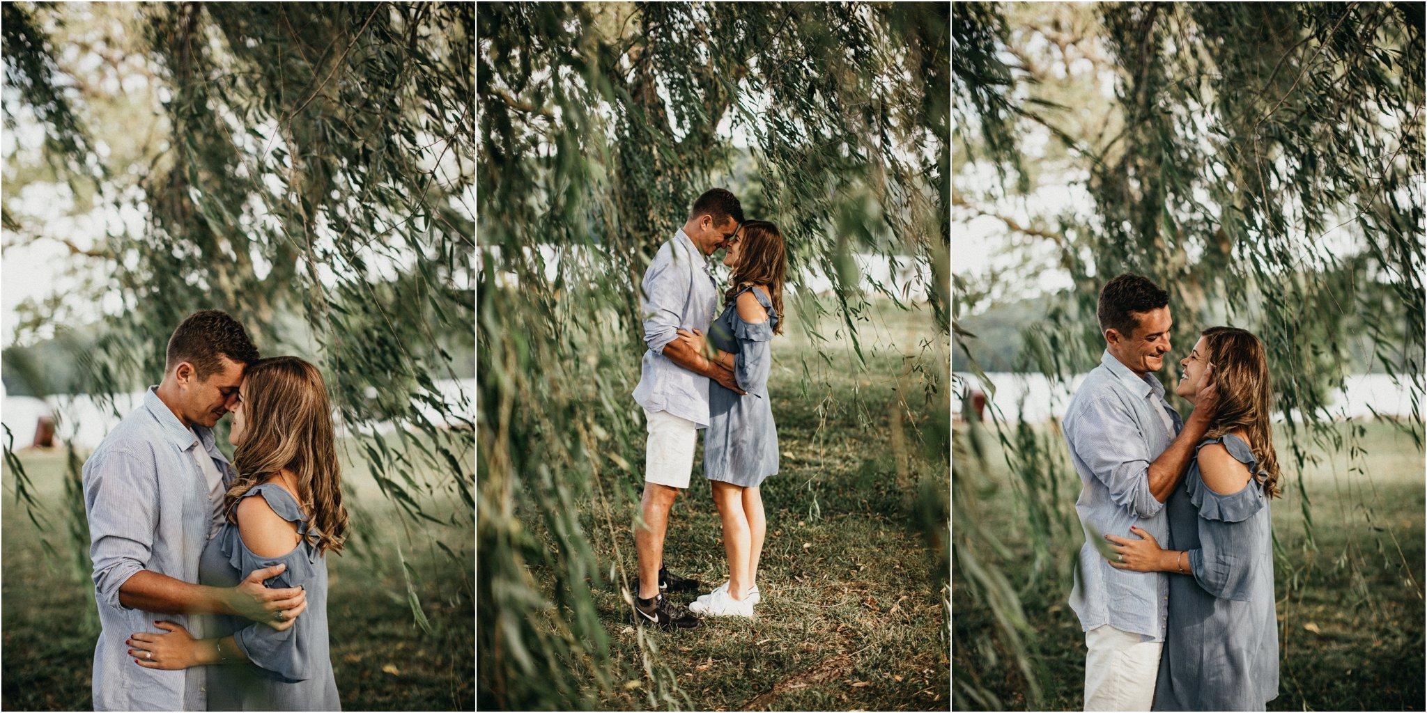Claytor Lake State Park - Engagement portraits - Virginia wedding photographer - Pat Cori Photography-12.jpg