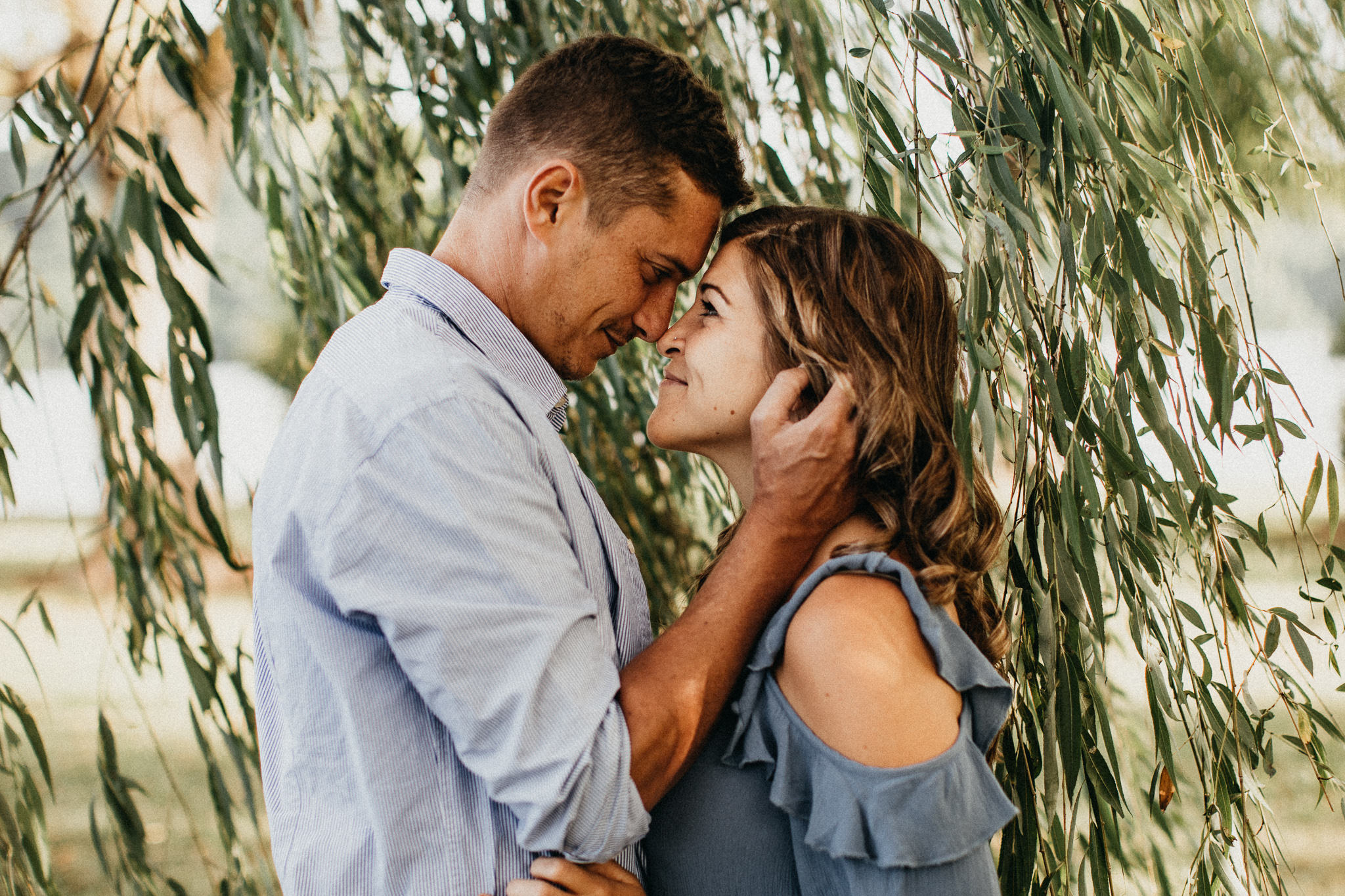 Claytor Lake State Park - Engagement portraits - Virginia wedding photographer - Pat Cori Photography-10.jpg