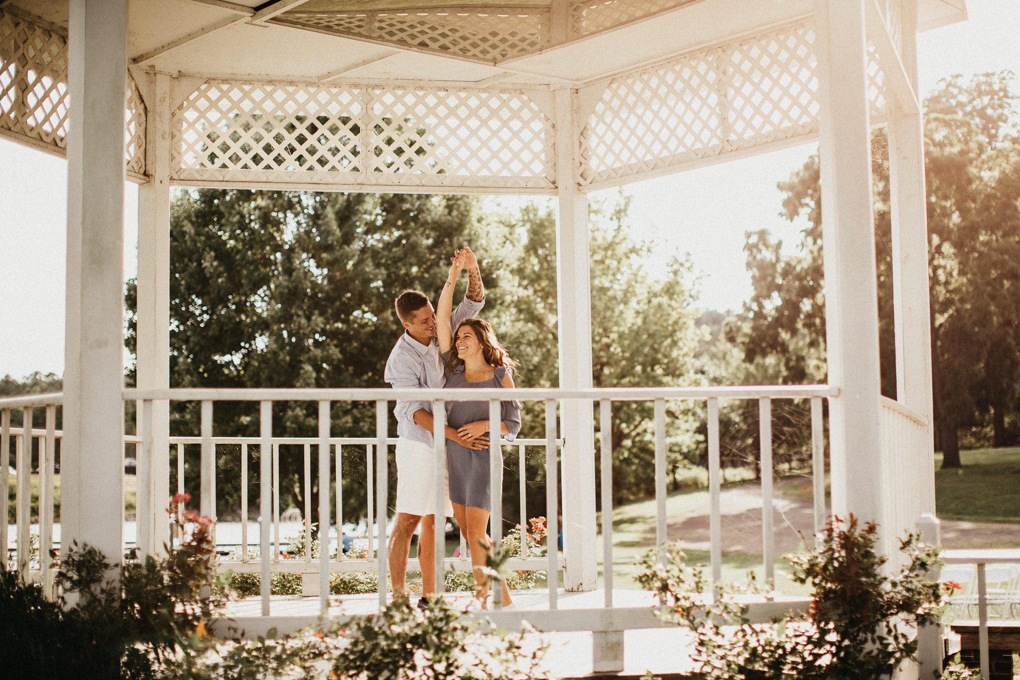 Claytor Lake State Park - Engagement portraits - Virginia wedding photographer - Pat Cori Photography-16.jpg