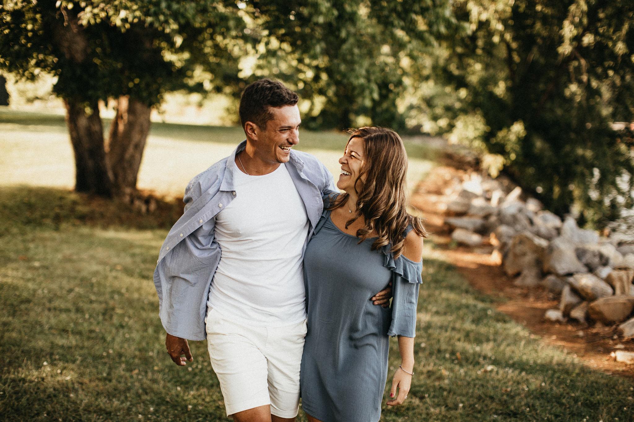 Claytor Lake State Park - Engagement portraits - Virginia wedding photographer - Pat Cori Photography-26.jpg