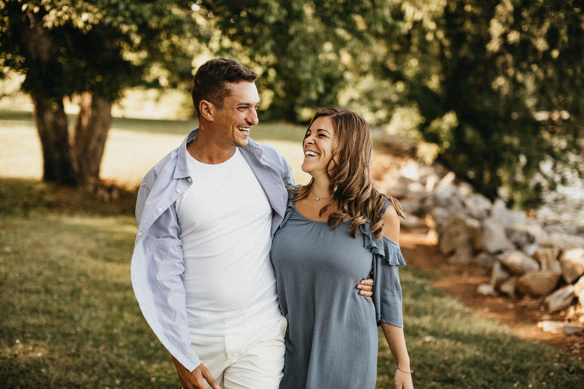 Claytor Lake State Park - Engagement portraits - Virginia wedding photographer - Pat Cori Photography-27.jpg