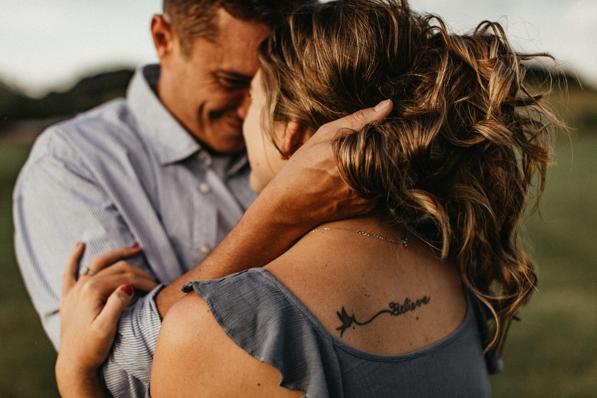 Claytor Lake State Park - Engagement portraits - Virginia wedding photographer - Pat Cori Photography-38.jpg