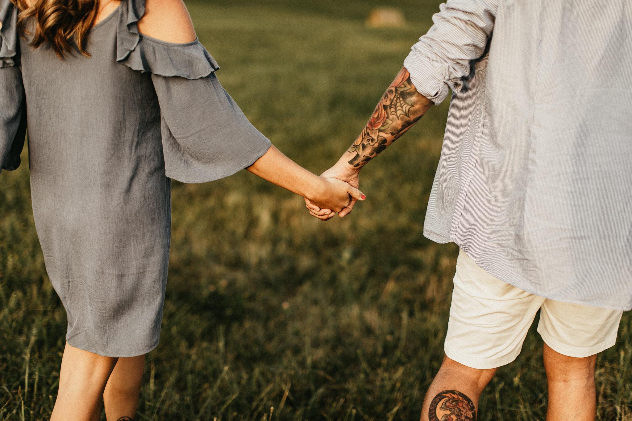 Claytor Lake State Park - Engagement portraits - Virginia wedding photographer - Pat Cori Photography-40.jpg