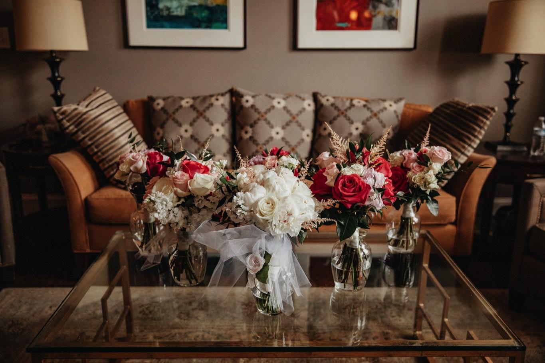 Wedding Flowers ideas - Wedding details - Bouquets