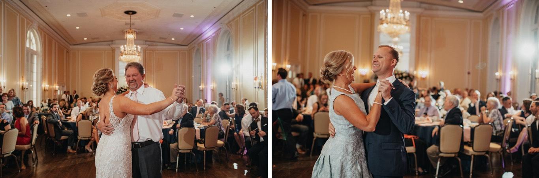 Patrick Henry Ballroom - First dances - Pat Cori Photography