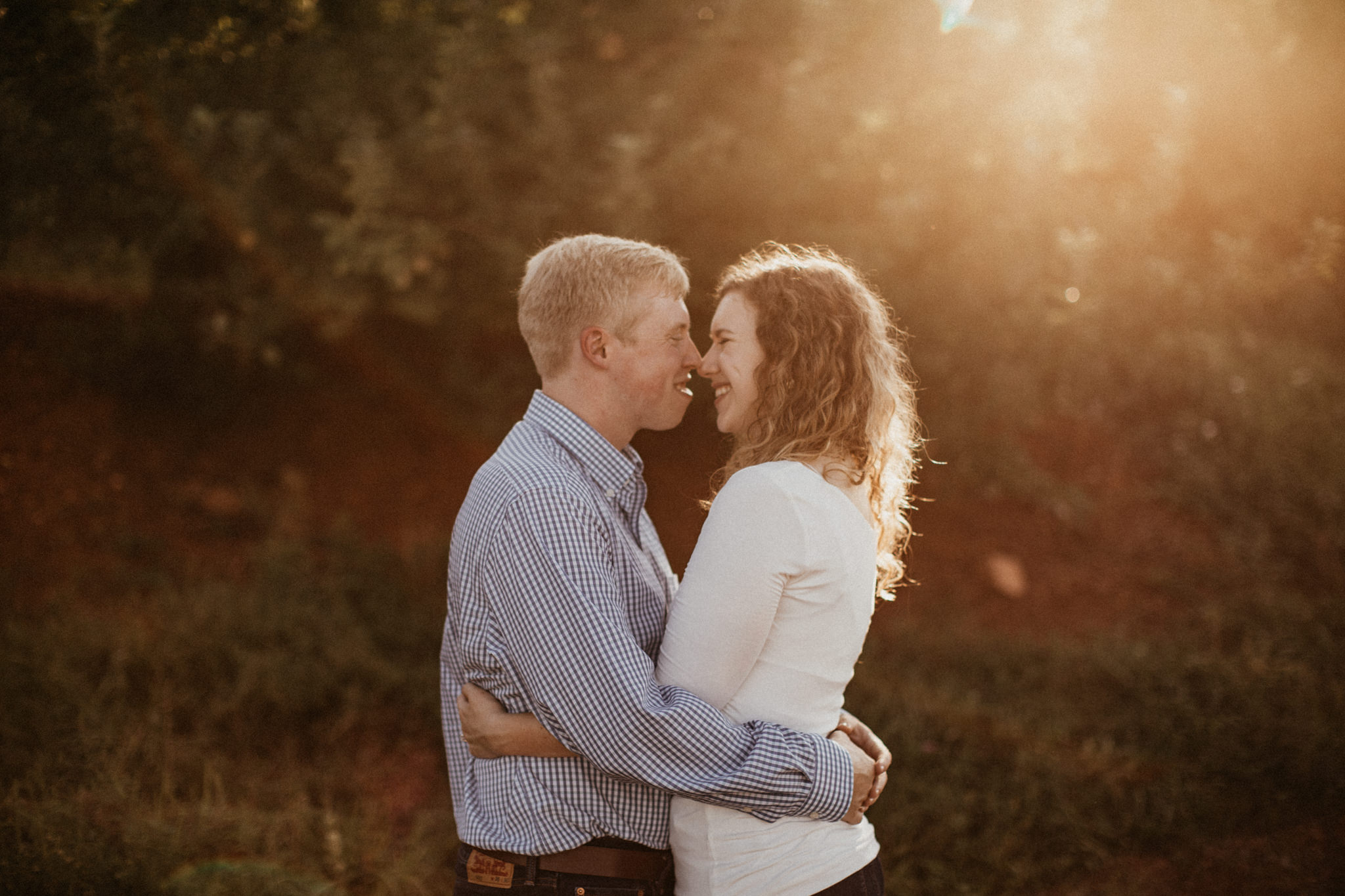 Charlottesville - University of Va - Engagement Photos - Pat Cor