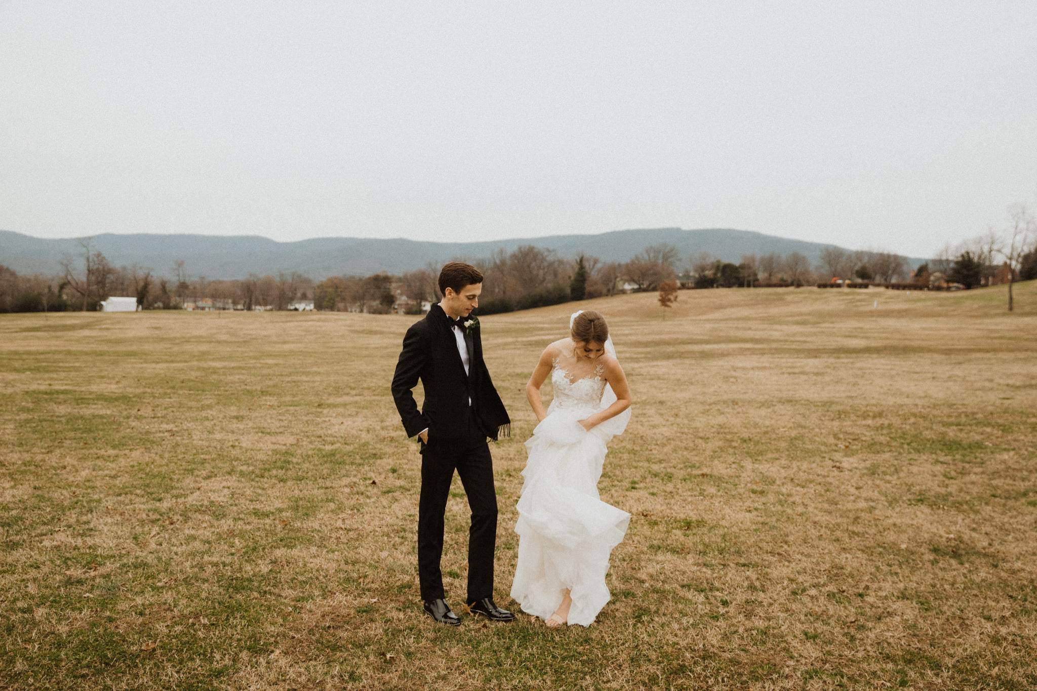 Virginia Elopements & Wedding Photographer - Pat Cori