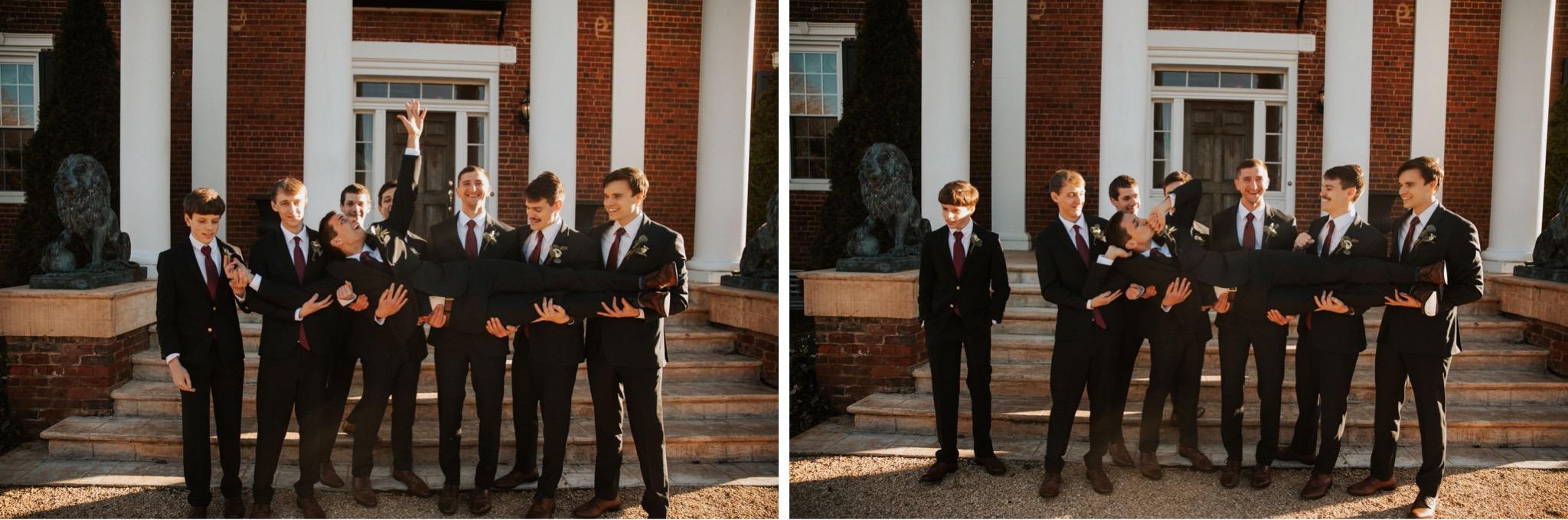 55_West Manor Estate Weddings - Pat Cori Photography-114_West Manor Estate Weddings - Pat Cori Photography-115_groomsmen_VirginiaWeddingPhotographer_WestManorEstate_Portraits_Wedding.jpg