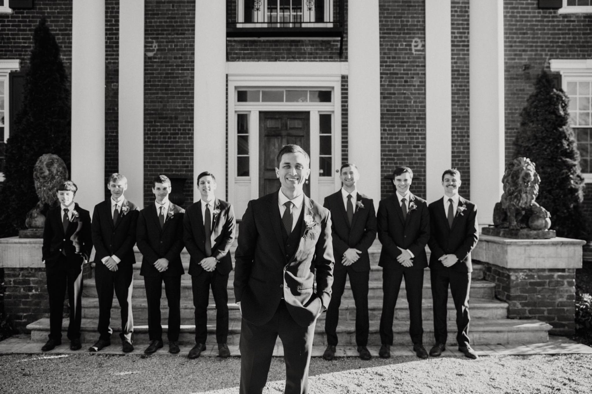 56_West Manor Estate Weddings - Pat Cori Photography-117_groomsmen_VirginiaWeddingPhotographer_WestManorEstate_Portraits_Wedding.jpg