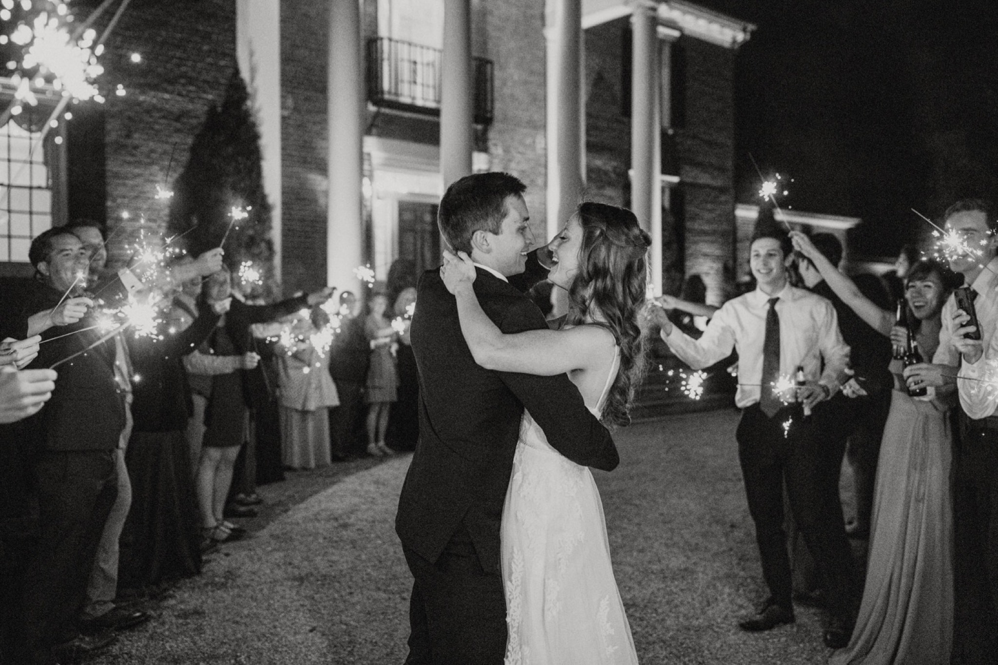 94_West Manor Estate Weddings - Pat Cori Photography-219_Sparklerexit_VirginiaWeddingPhotographer_WestManorEstate_Weddingvenue_Virginia.jpg