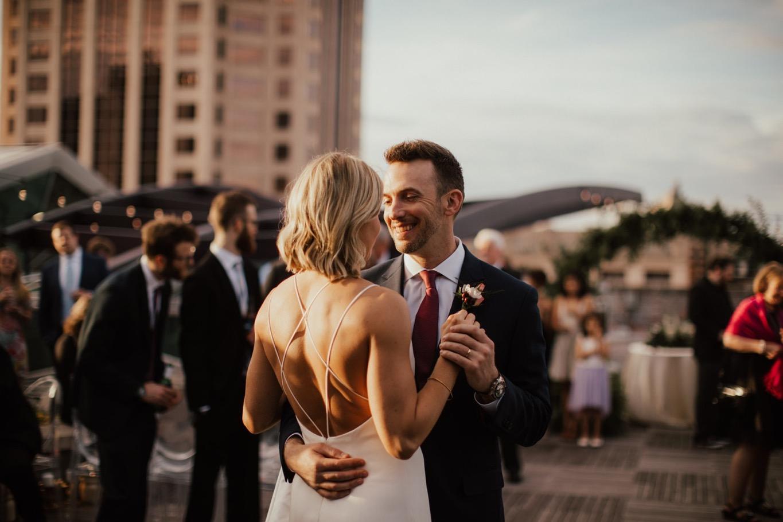 68_The Penthouse - Pat Cori Photography - Virginia Wedding Photographer-138_Firstdance_Wedding_PatCoriPhotography_roanoke_rooftop_thepenthouse.jpg