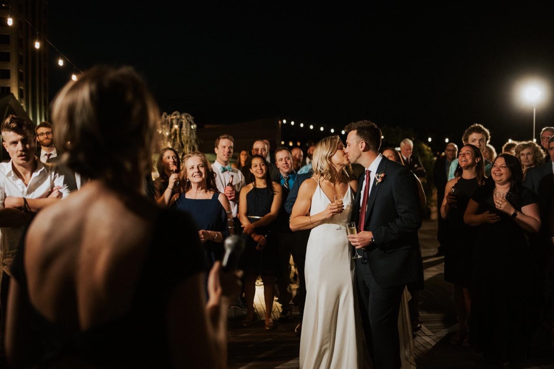 80_The Penthouse - Pat Cori Photography - Virginia Wedding Photographer-158_thepenthouse_Wedding_toasts_roanoke_reception_rooftop.jpg