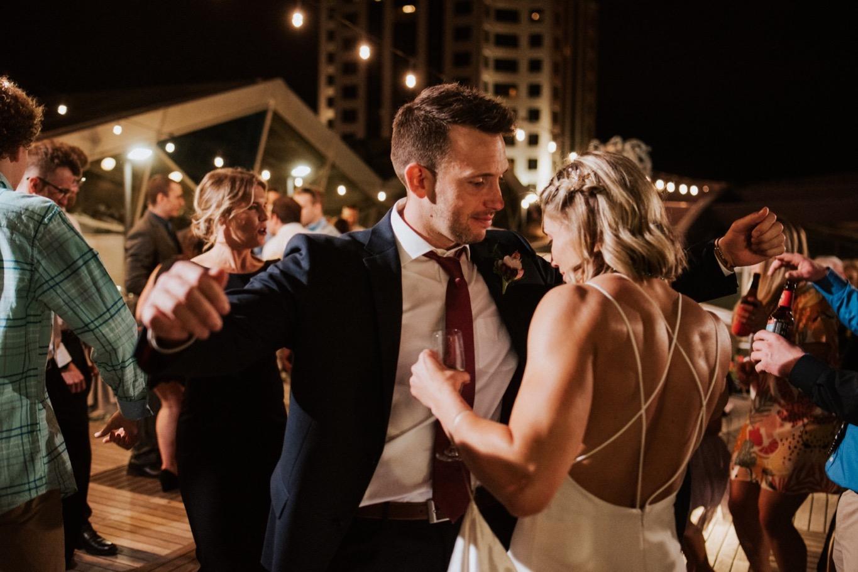 87_The Penthouse - Pat Cori Photography - Virginia Wedding Photographer-173_thepenthouse_Wedding_dancing_roanoke_reception_rooftop.jpg