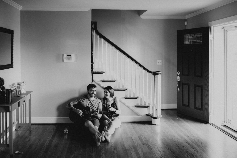 07_Roanoke Engagement Photographer - Pat Cori-14_Virginia_home_Inhome_roanoke_Portraits_Engagement.jpg