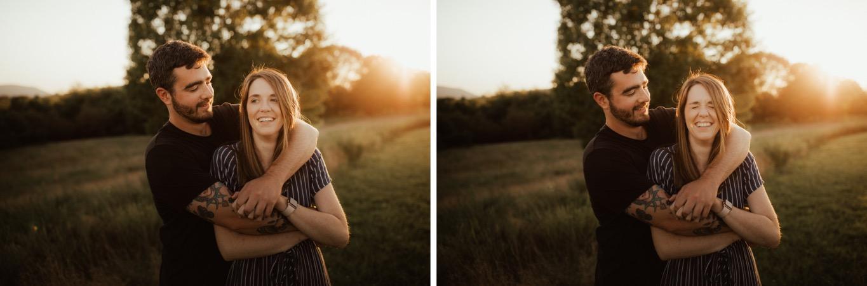 18_Roanoke Engagement Photographer - Pat Cori-32_Roanoke Engagement Photographer - Pat Cori-33_Sunset_Engagement_romantic_roanoke_Virginia_Portraits_Parkway.jpg