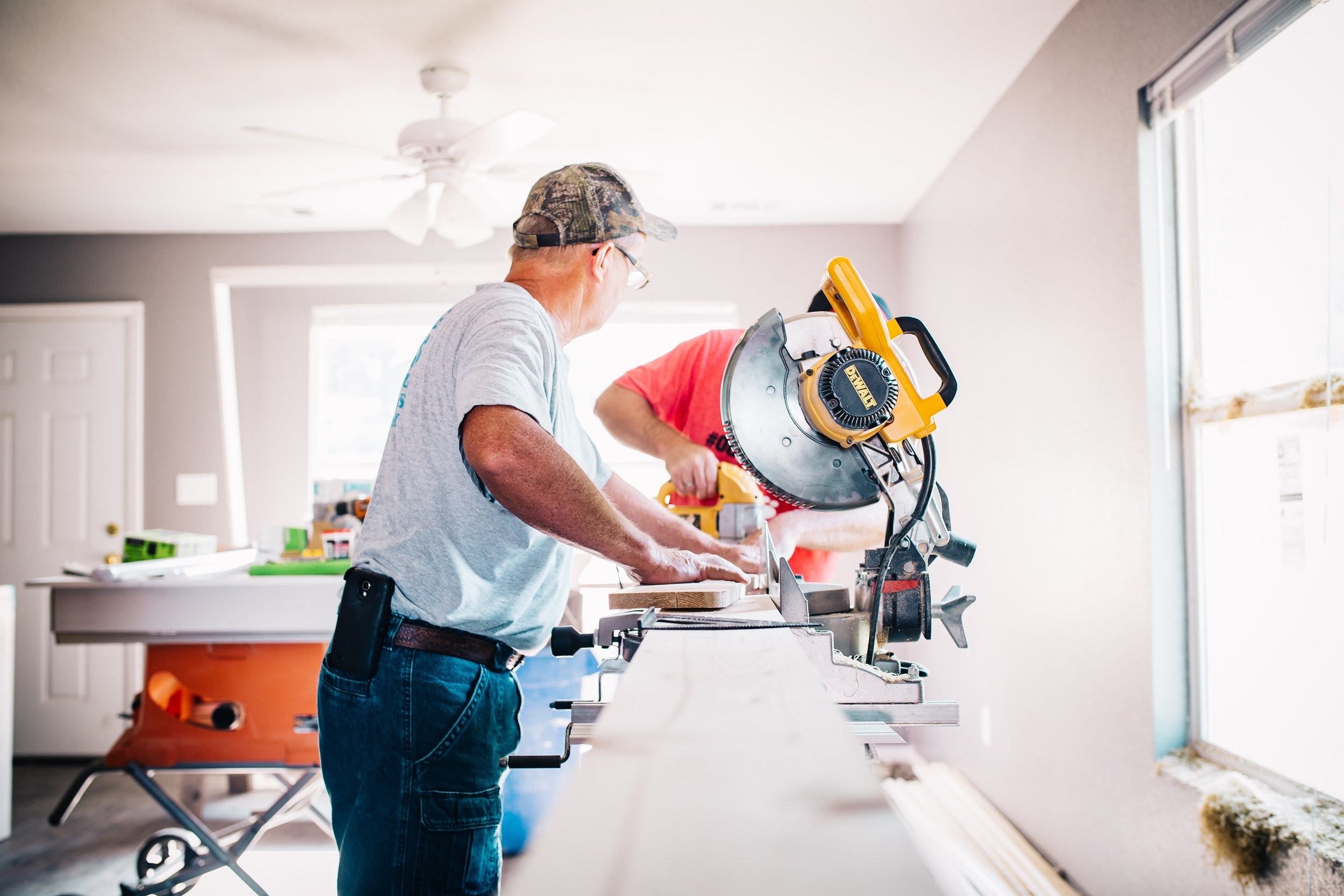 What You Can Expect - We schedule an initial visit to the premise to review construction documents, inspect the landscape of the job site, and learn what you want to accomplish with the project.