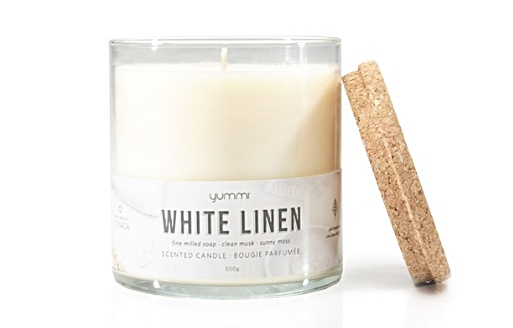 Swap out scents - Replace smells like sandalwood, frankincense, and cardamom that remind you of winter for scents like rain, honeysuckle, and linen. You will be amazed by how a simple scent change can shift your mindset ever so slightly.