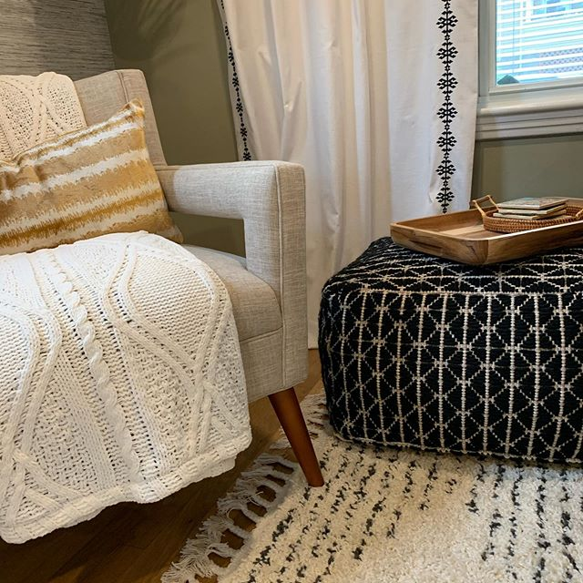 Shoot. I never manage to take enough pics. Good thing we had a photographer onsite to capture this goodness. . . . . . #bostondesigner #styling #interiordesign #interiordesigner #bostoncontractor @ballarddesigns @rugs_usa @wayfair @article