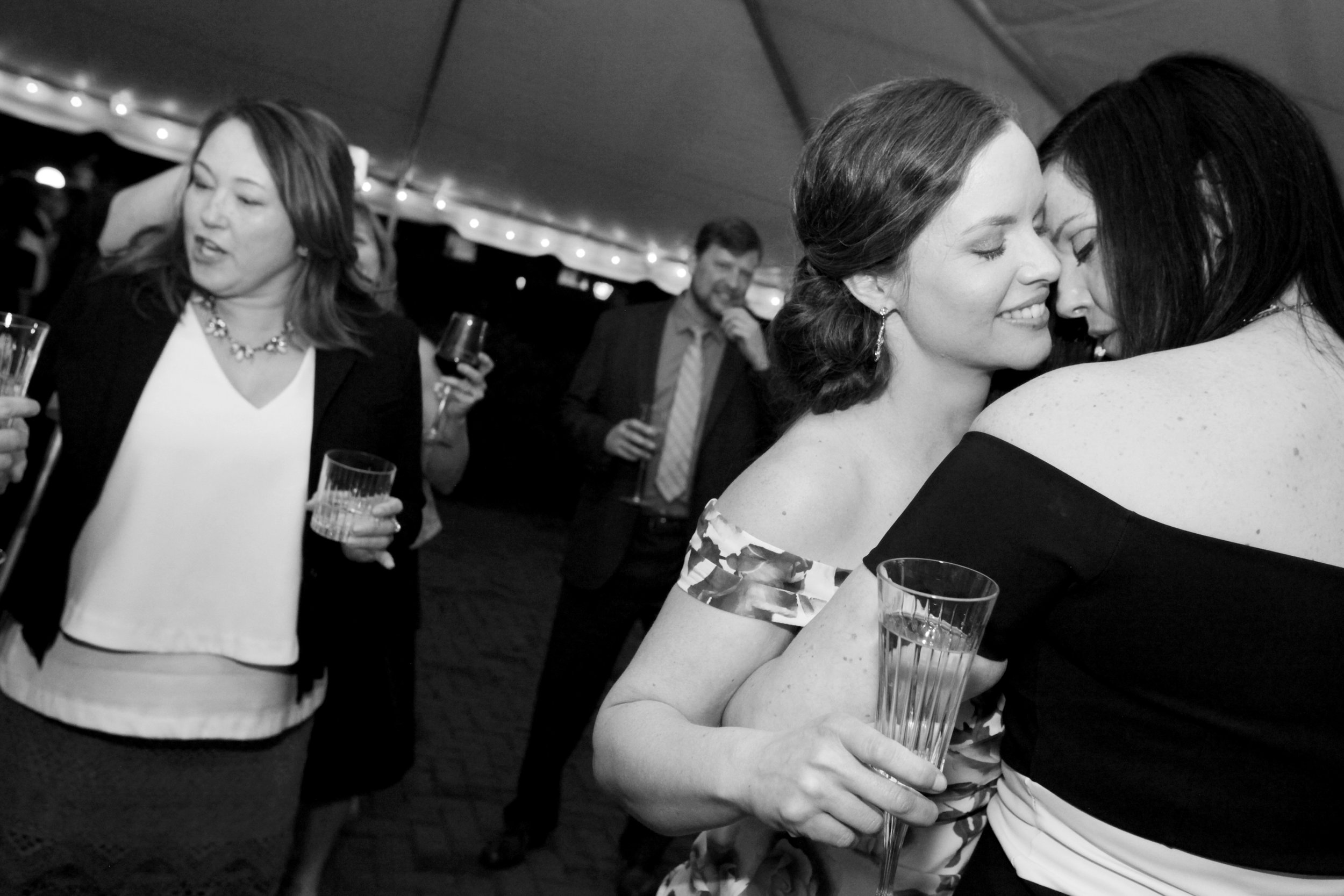What is something that's changed in your community? I've got a pic of a wedding I shot, same sex, of how things have changed.