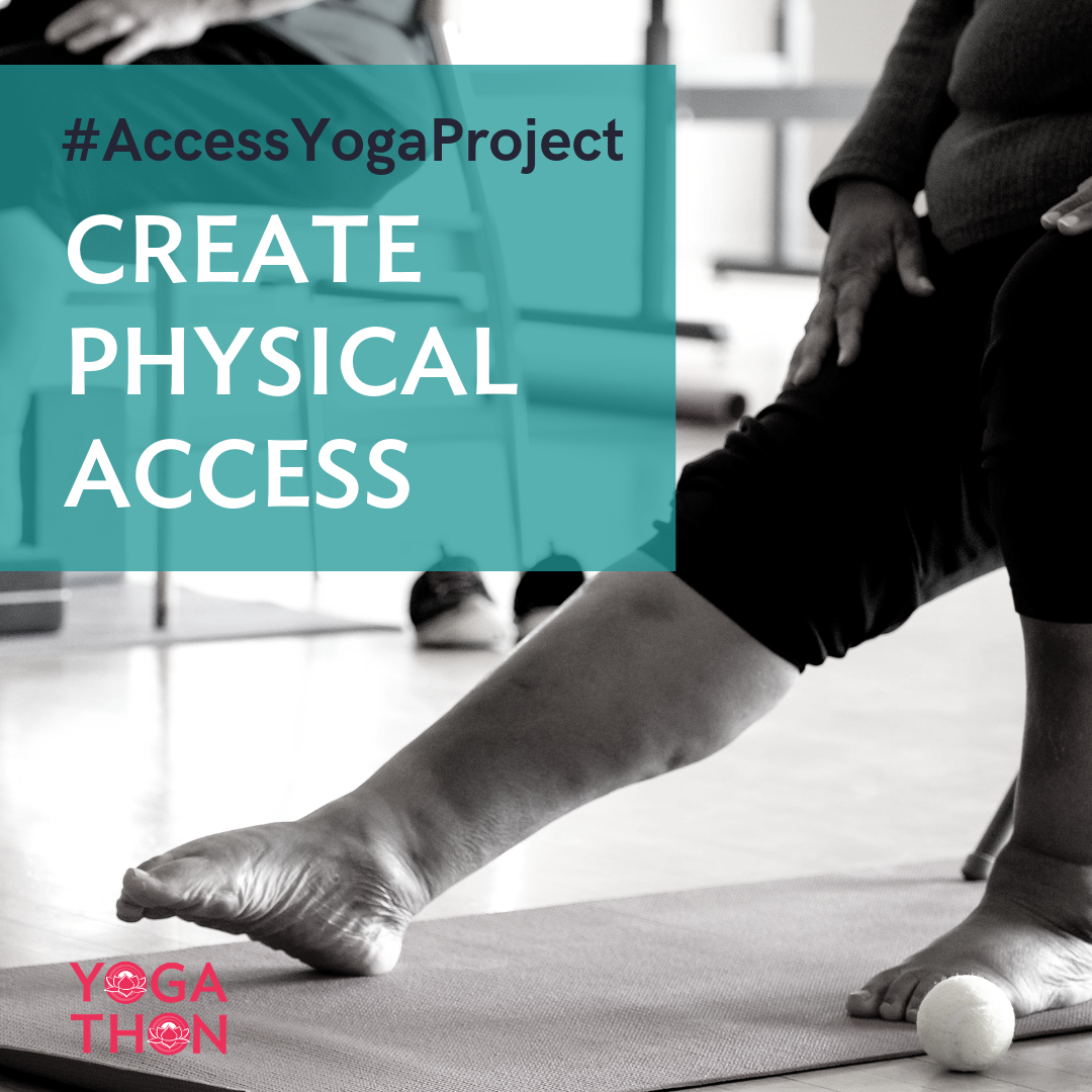 Week 1: CREATE PHYSICAL ACCESS - TIP: Provide predictable variations and celebrate the privilege of moment-to-moment choice.