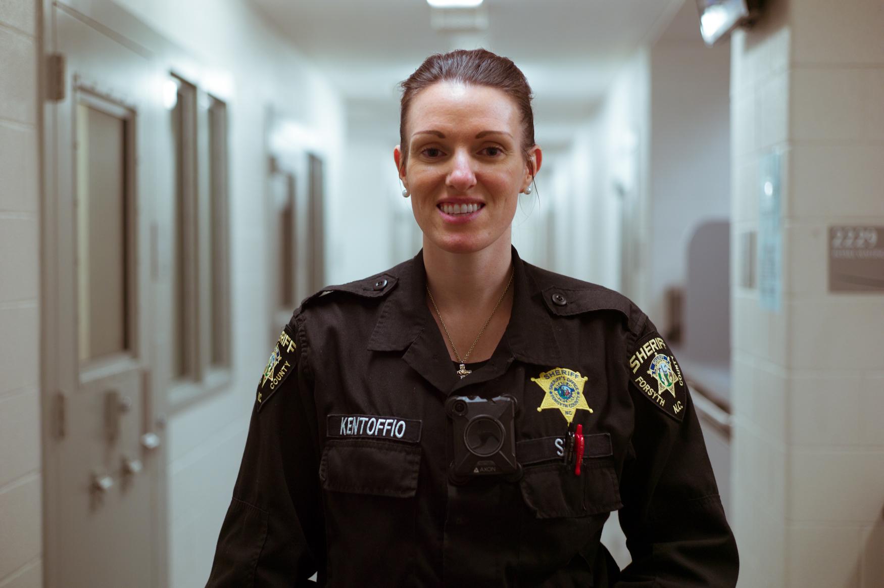Intake Officer