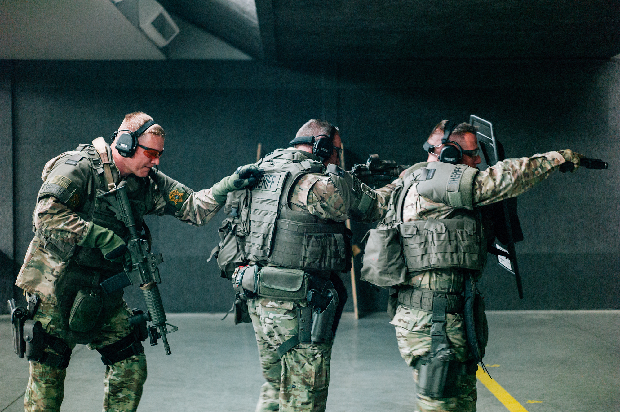 SWAT (Special Weapons and Tactics)