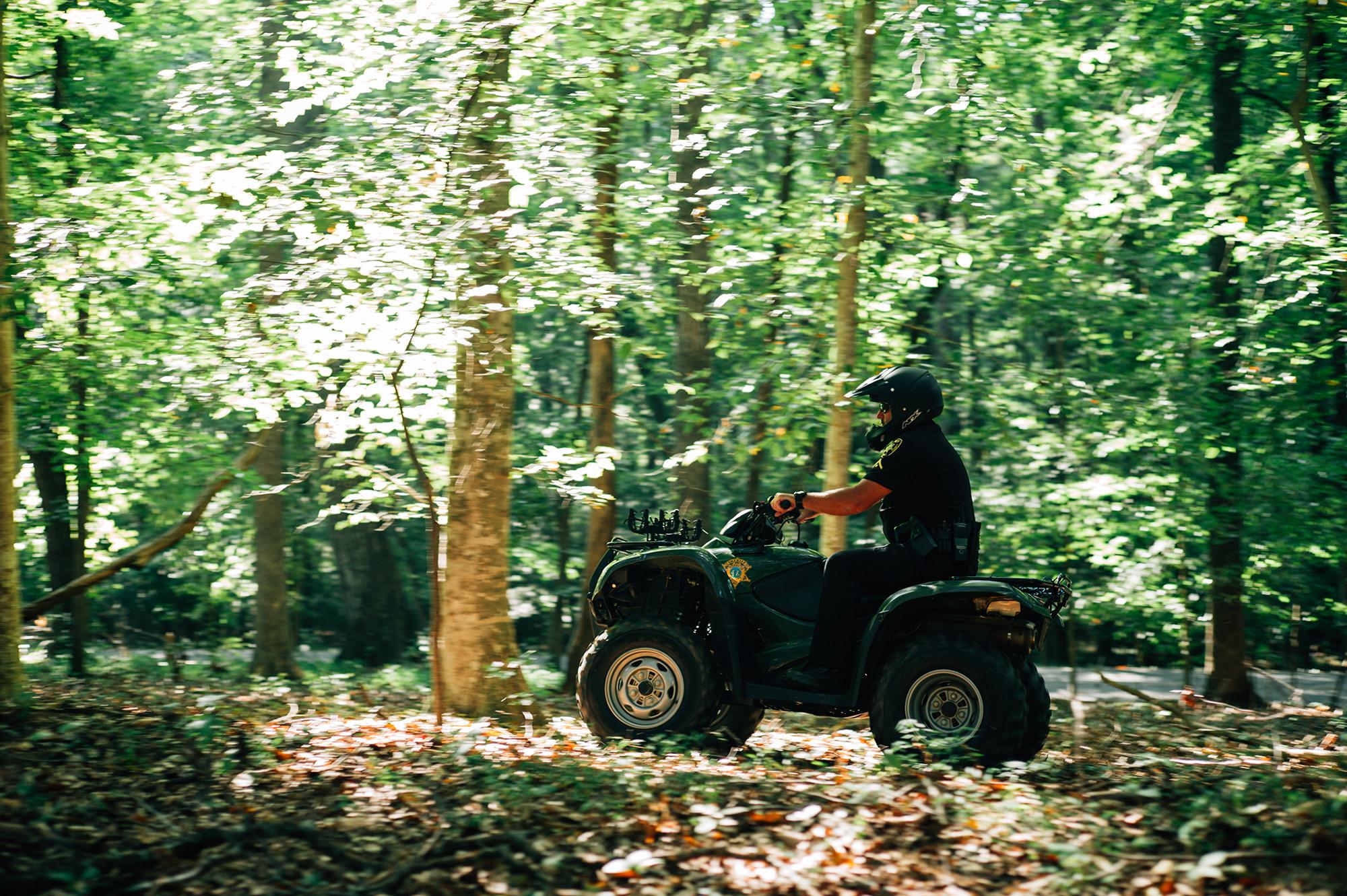 ATV (All-Terrain Vehicle) Unit