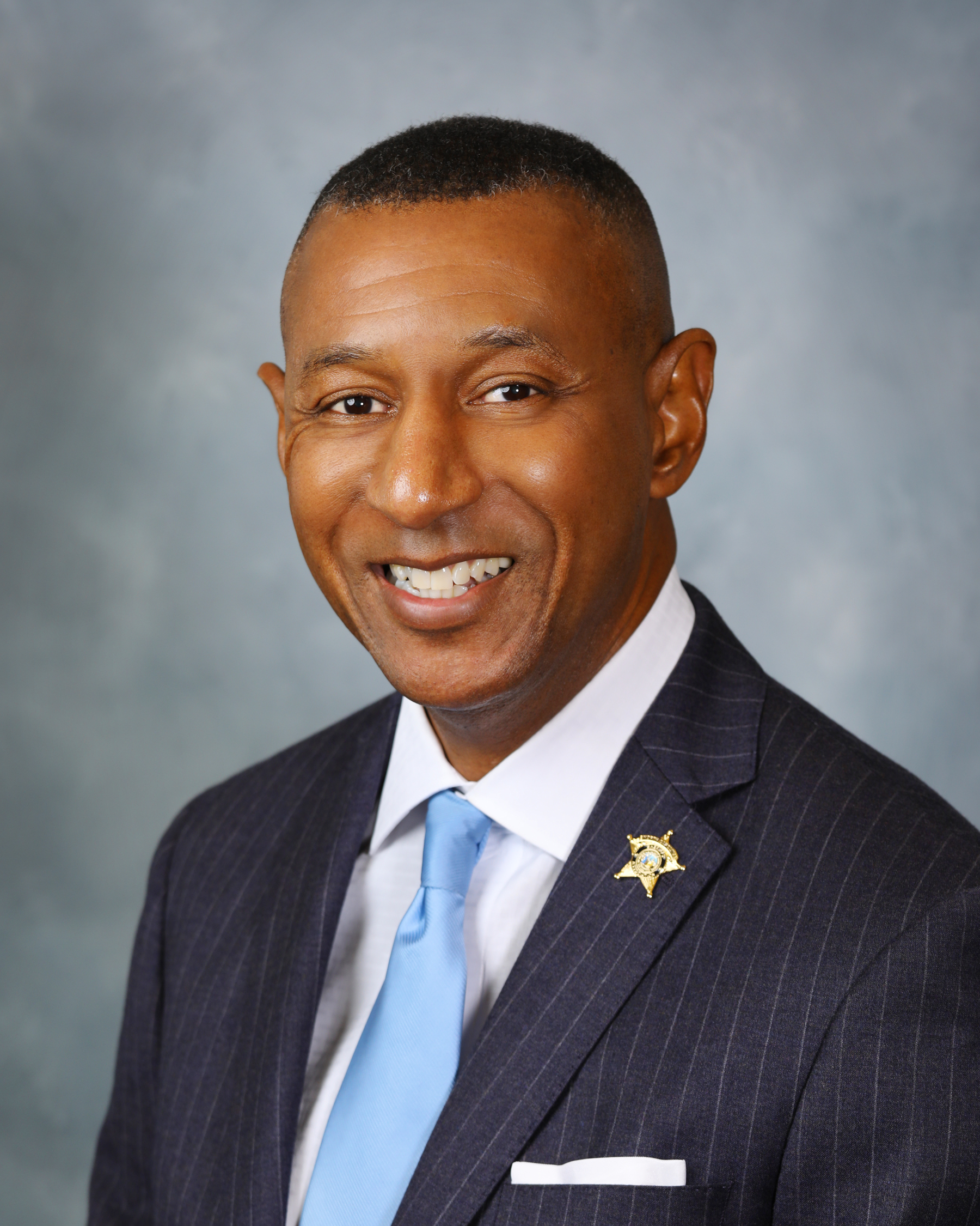 Sheriff Bobby F. Kimbrough, Jr. was elected in 2018 and is proudly serving Forsyth County.