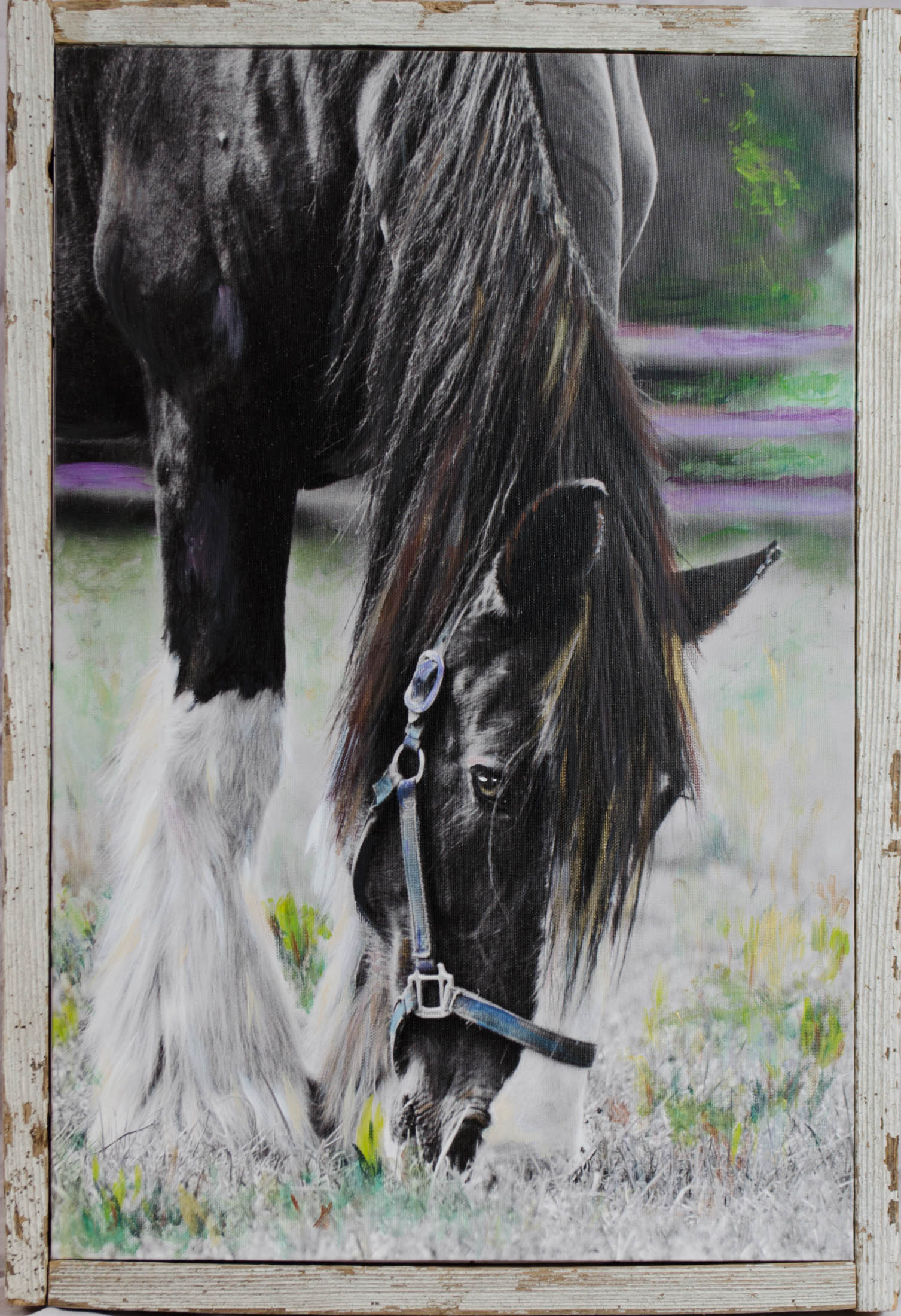 FINE ART PHOTOGRAPHY-MIXED MEDIA - Explore Picture the Market's fine-art collection of original photographs by artist Barri Riley, who then embellished her images with acrylic paint to bring her artwork to life.Great as gifts for new homeowners and buyers, or family and friends.