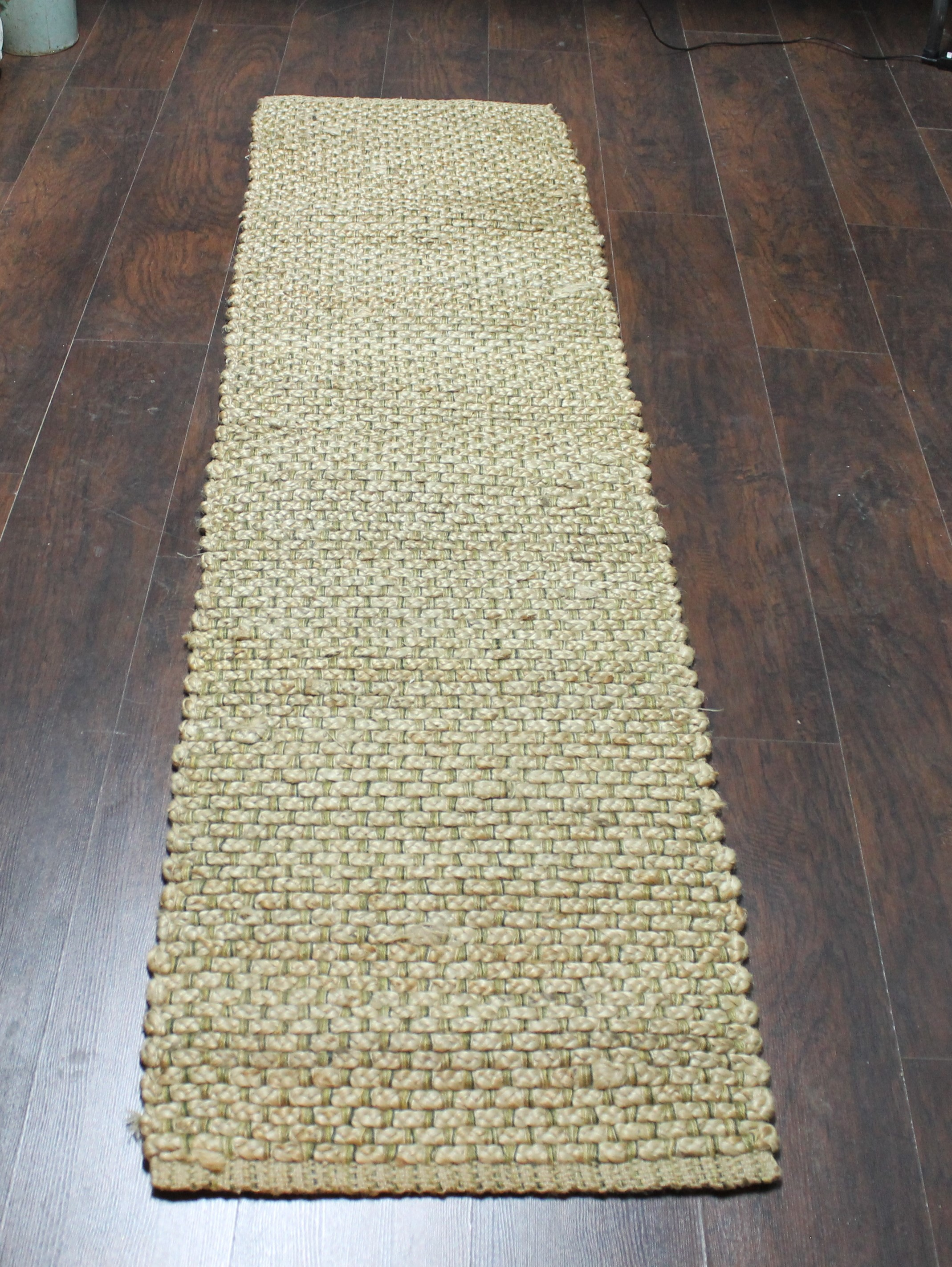 Nat Weaved Runner Rug