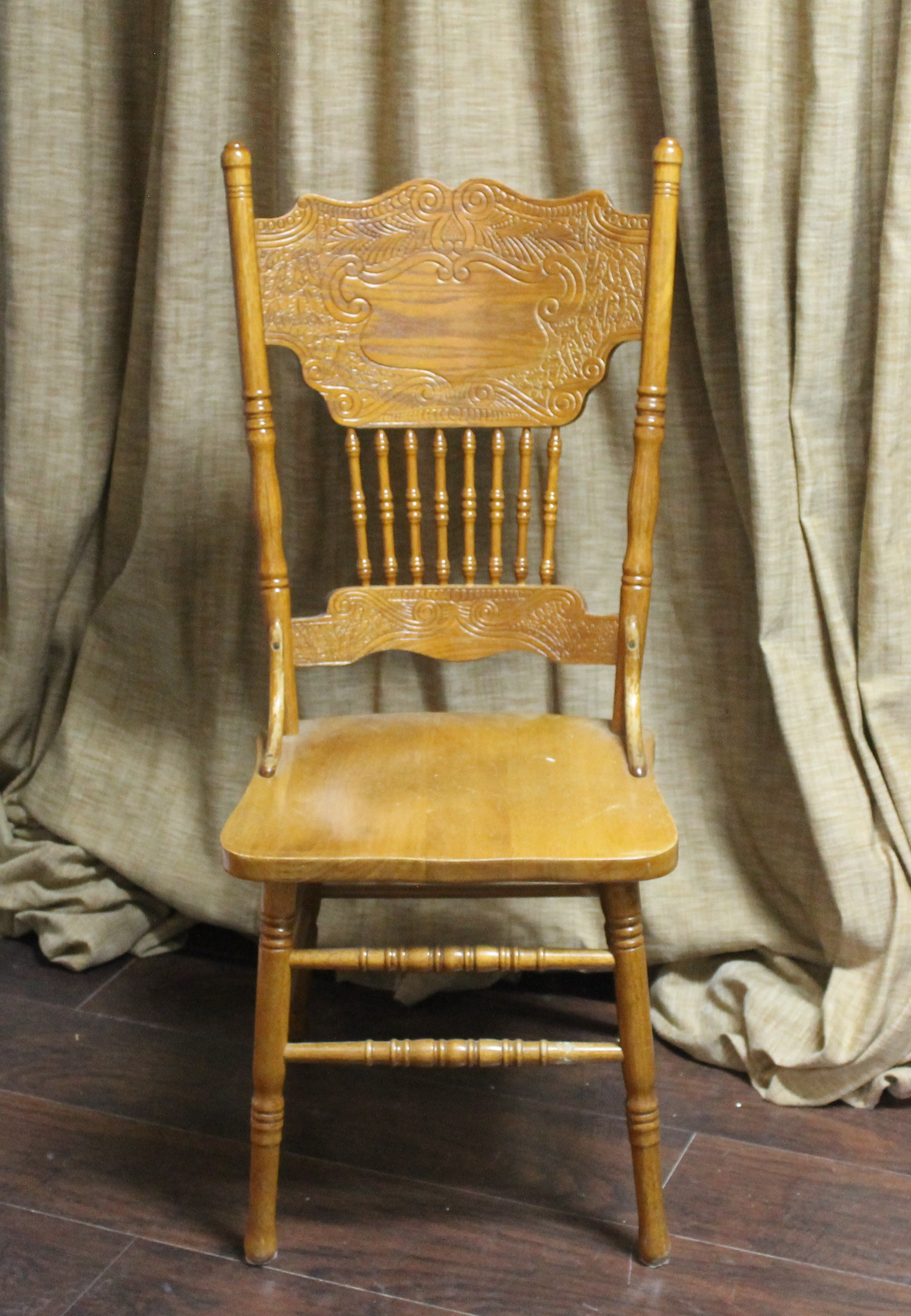 Whitney Wooden Chair