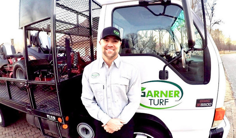 Garner Turf- lawn care and Landscaping