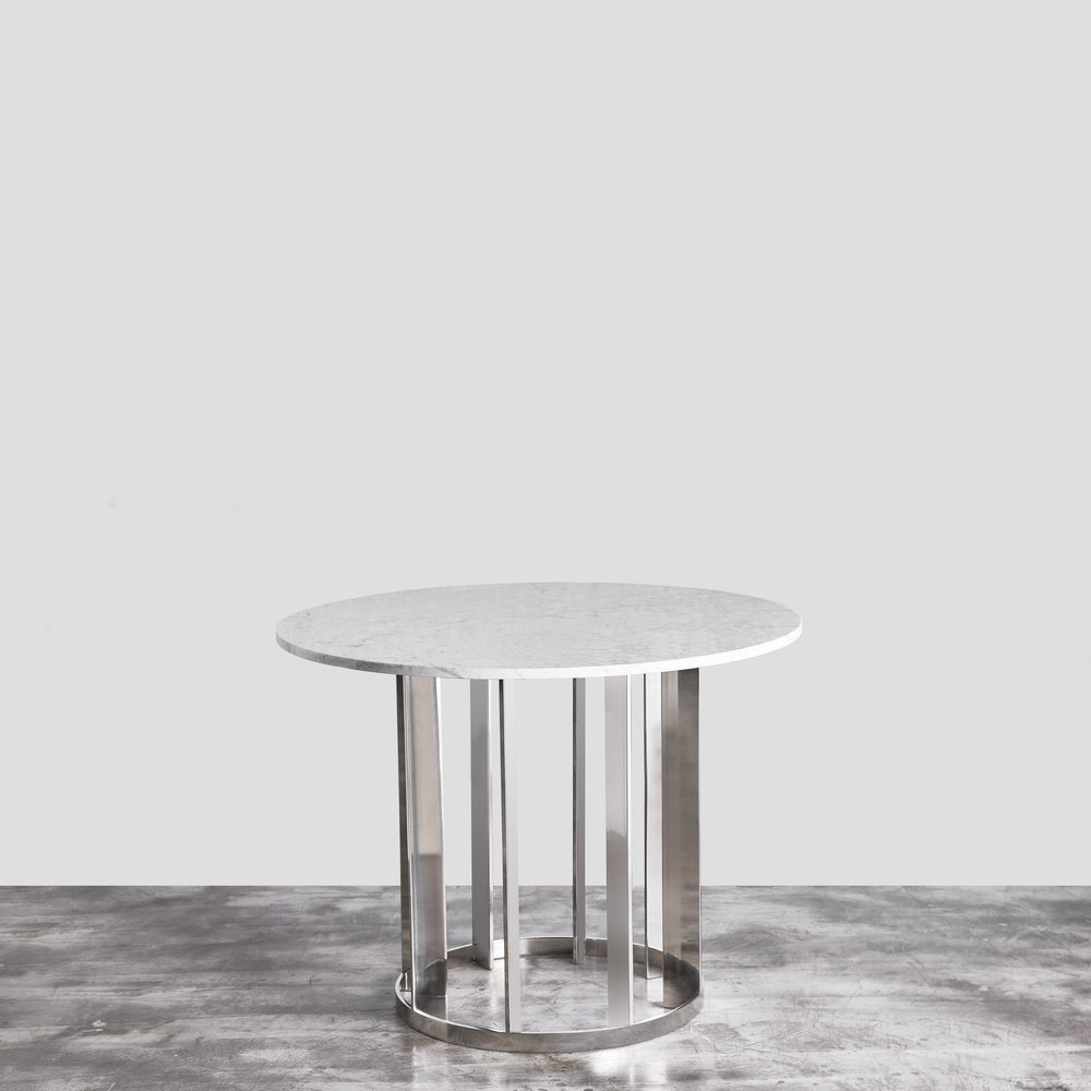 Dyson Italian Marble Dining Table Greyhammer Furniture