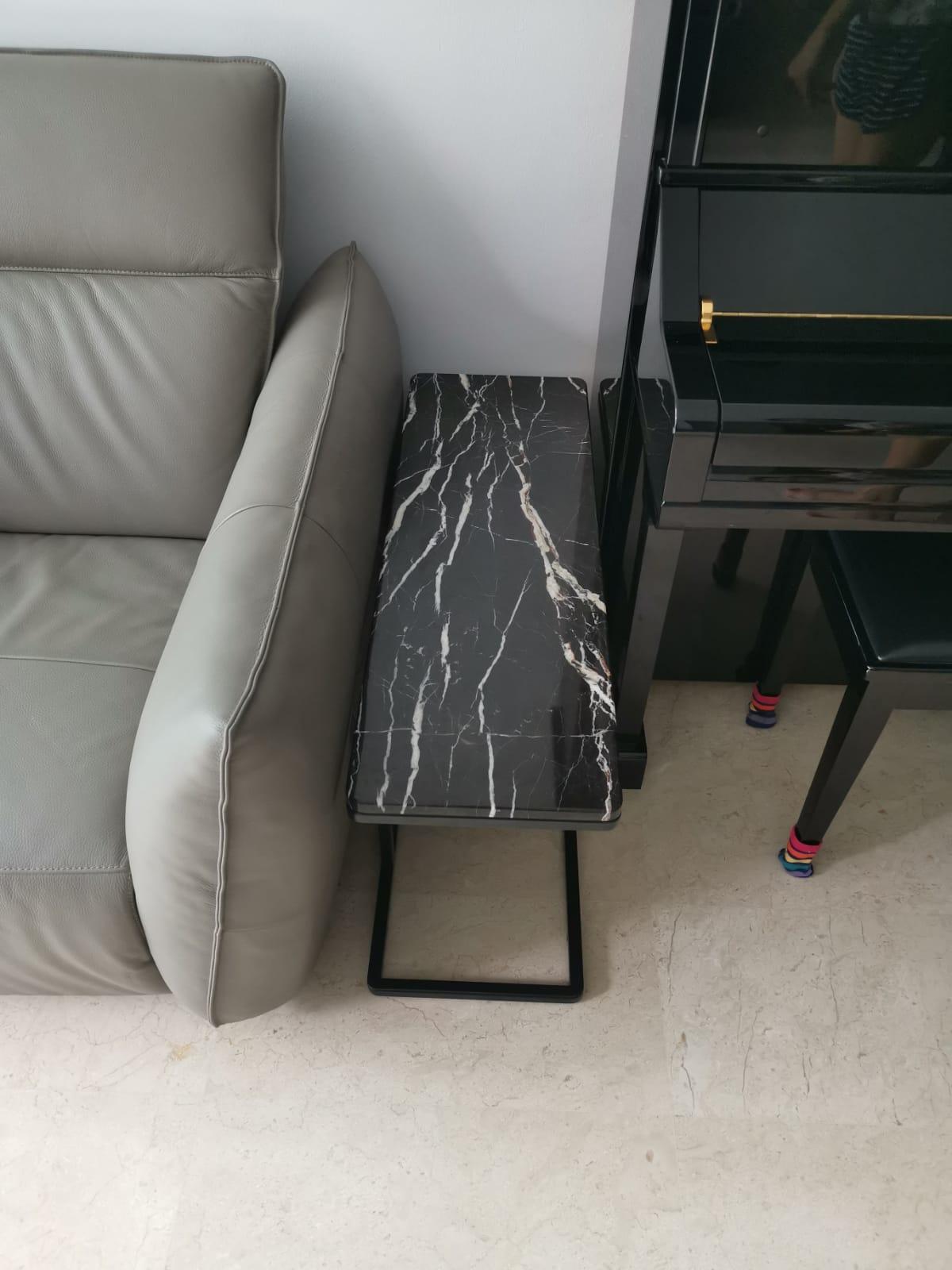 Chelsea Italian Marble Coffee Table