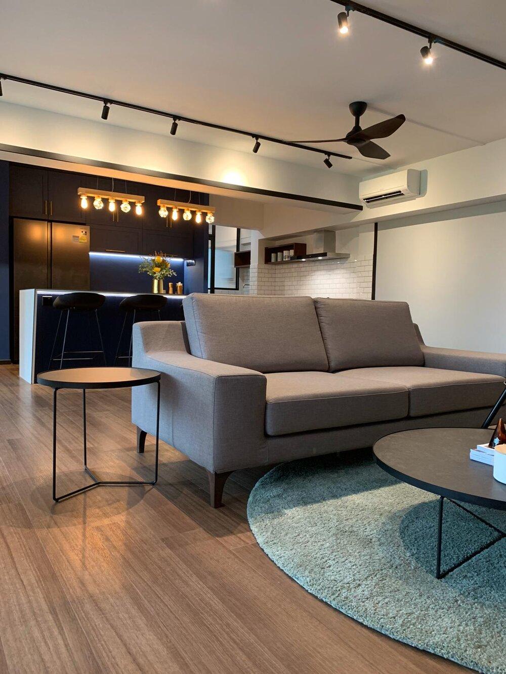 Grande - Fabric Sofa