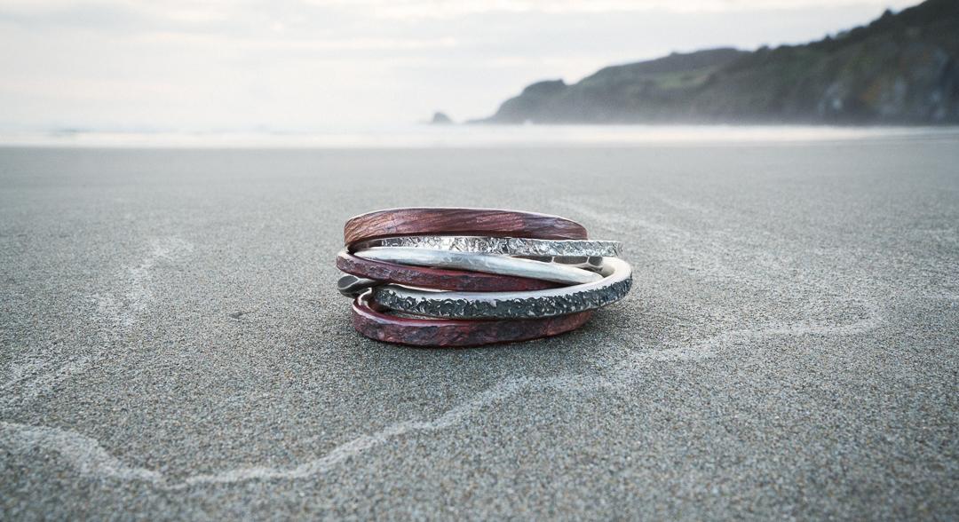 John Paul Designs Hand Forged Cuff Bracelet 552018.jpg