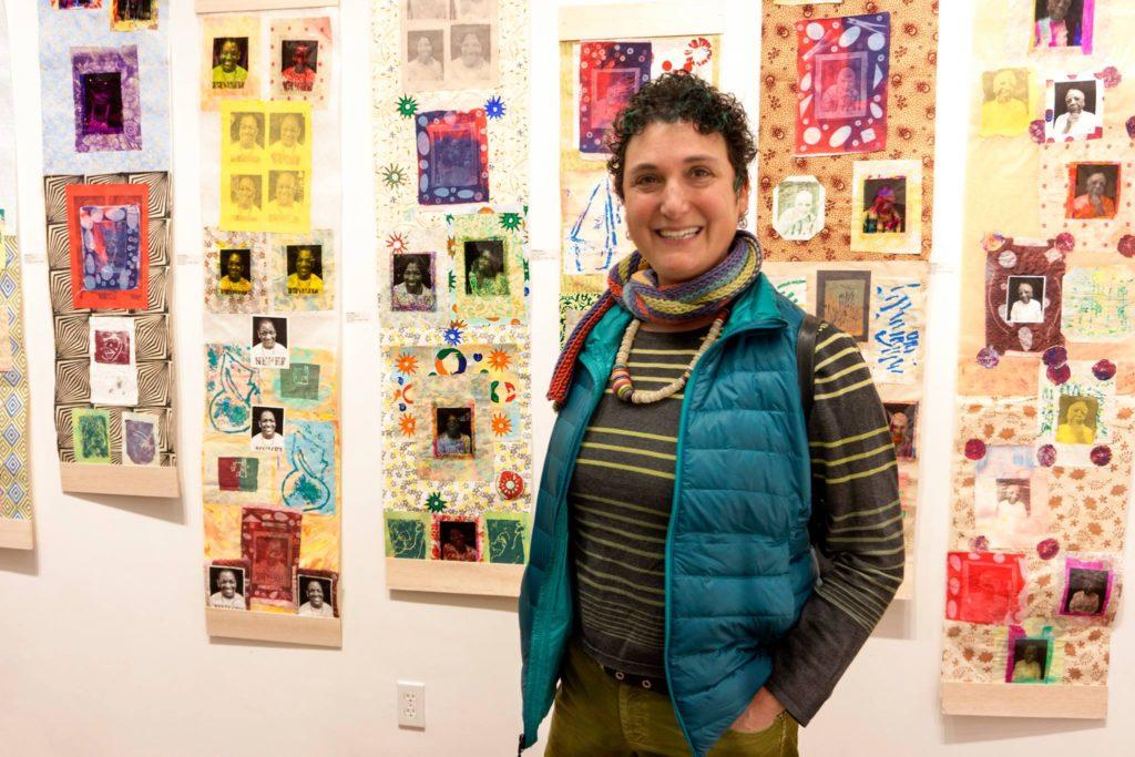 Rachel Cross (art teacher)
