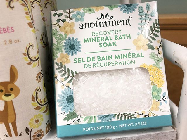 @anointment is here with her wellness and skincare products perfect for treating mom like the Queen she is! #dartmouth #halifax