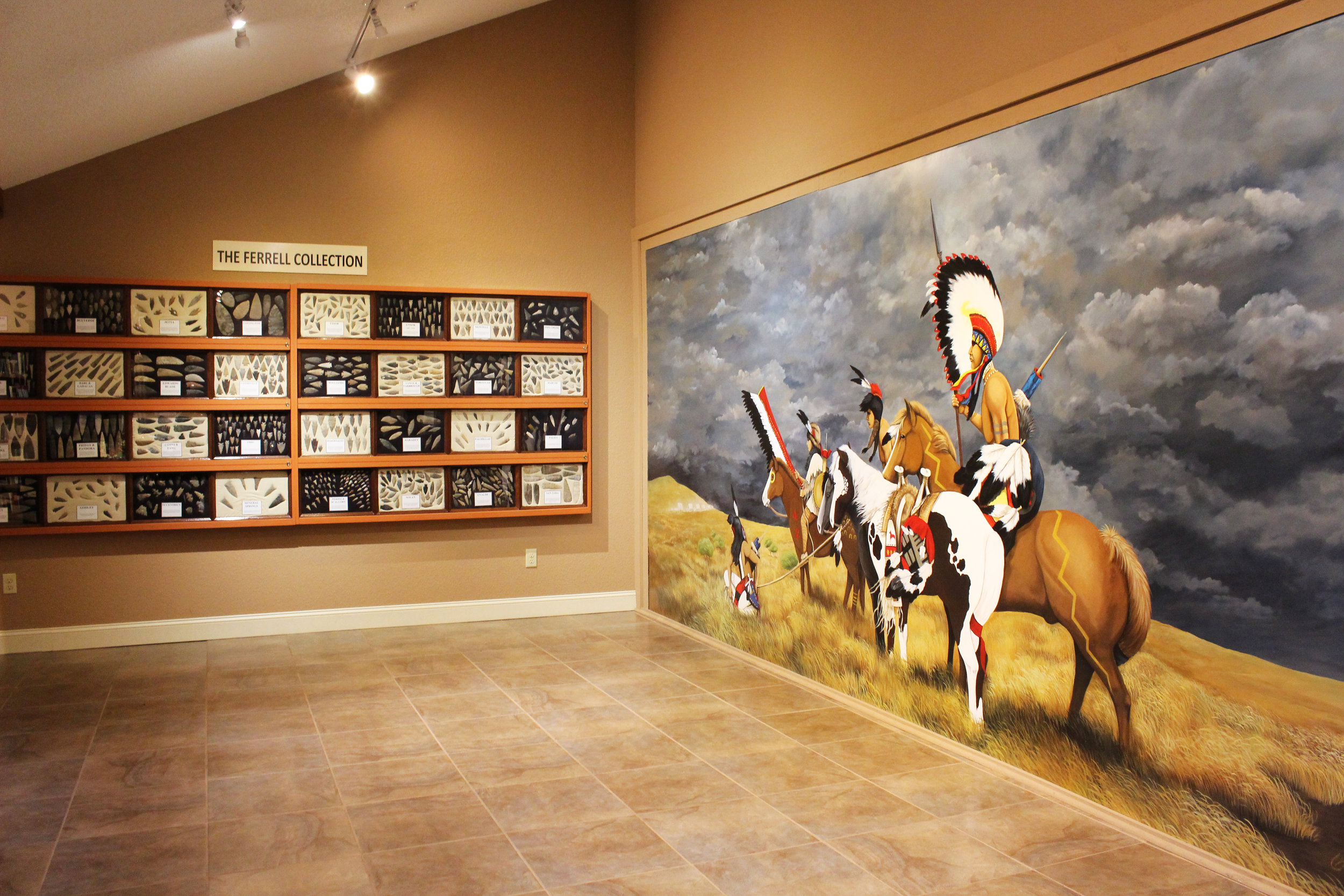 Mural and The Ferrell Collection