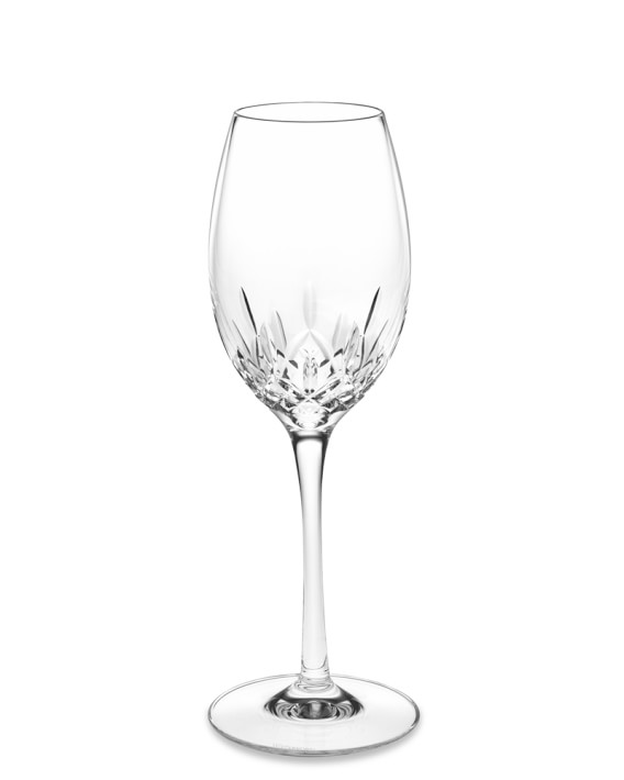 Williams Sonoma Waterford Lismore Essence Crystal Stemware