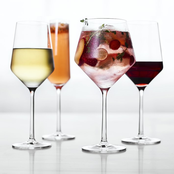 Williams Sonoma Schott Zwiesel Wine Glasses